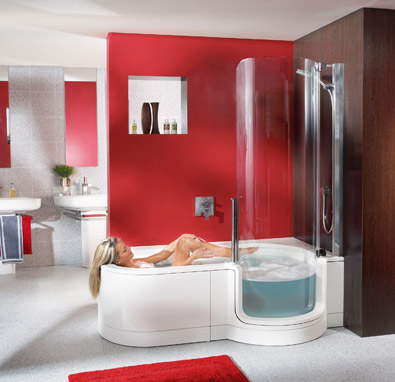Disabled & Disability Bathroom Design & Installation