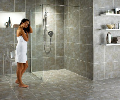 Bathroom Design West Yorkshire wetroom & walk in showers - design & installation throughout yorkshire